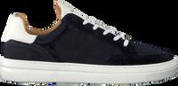 Blauwe MAZZELTOV Lage sneakers 20-11048  - medium