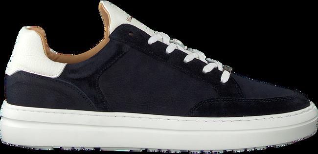 Blauwe MAZZELTOV Lage sneakers 20-11048  - large