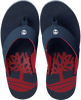 blauwe TIMBERLAND Slippers WILD DUNES SYNTH M THO  - small