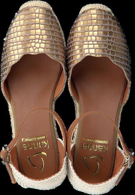 Gouden KANNA Espadrilles 9225  - large