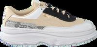 Beige PUMA Lage sneakers DEVA REPTILE WMN'S  - medium
