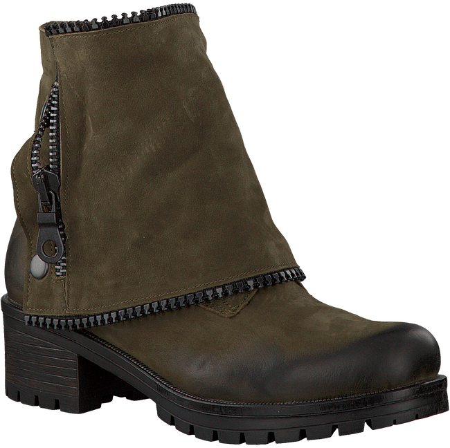 Groene OMODA Biker boots 1027  - large