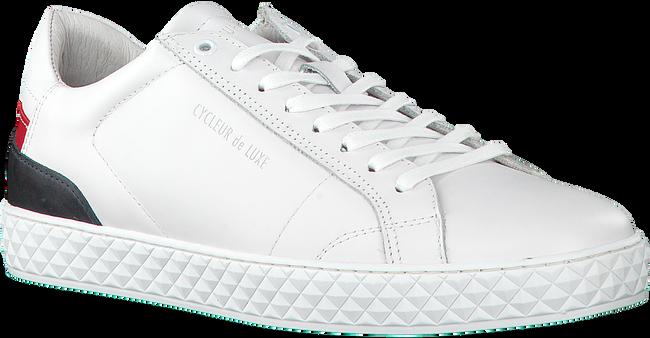Witte CYCLEUR DE LUXE Sneakers BRATISLAVA  - large