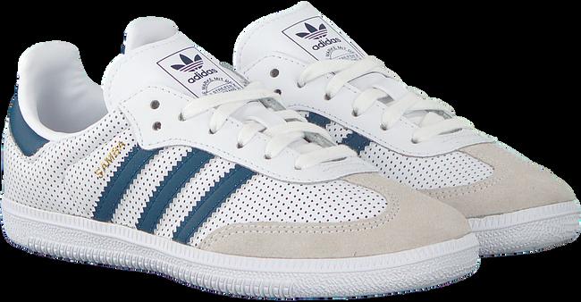 Witte ADIDAS Sneakers SAMBA OG C  - large