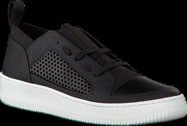 Zwarte OKYO Sneakers 1708K PERFO  - large