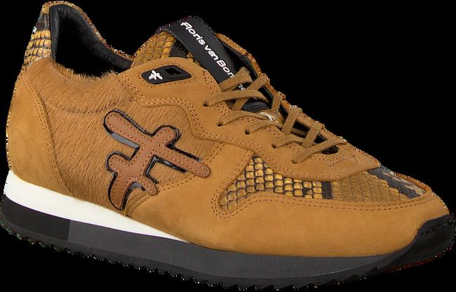 Gele FLORIS VAN BOMMEL Sneakers 85256 - large