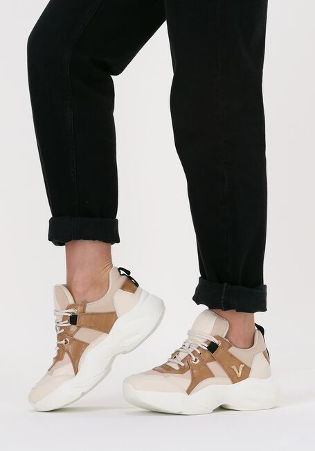 Camel JOSH V Lage sneakers LACY  - large