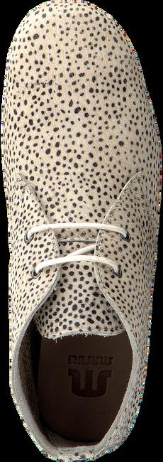 Witte MARUTI Veterschoenen GIMLET  - large