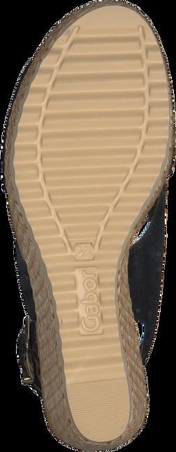 Zwarte GABOR Sandalen 791.1 - large