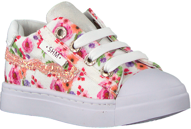 Witte SHOESME Lage sneakers SH20S037  - large