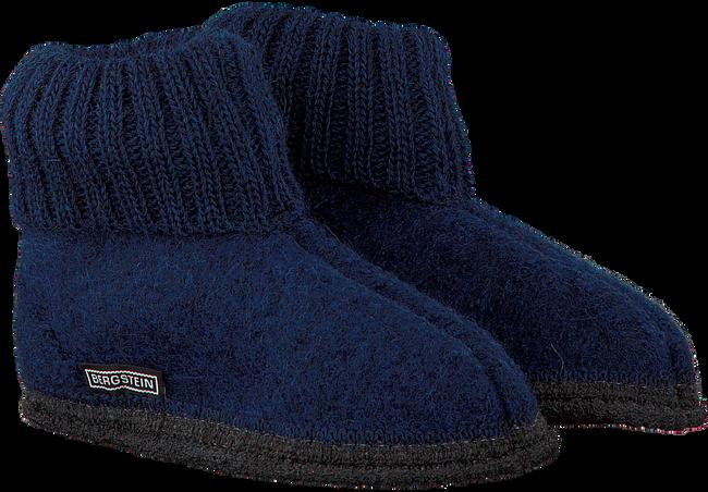 Blauwe BERGSTEIN Pantoffels COZY - large