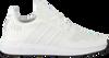 Witte ADIDAS Sneakers SWIFT RUN C - small