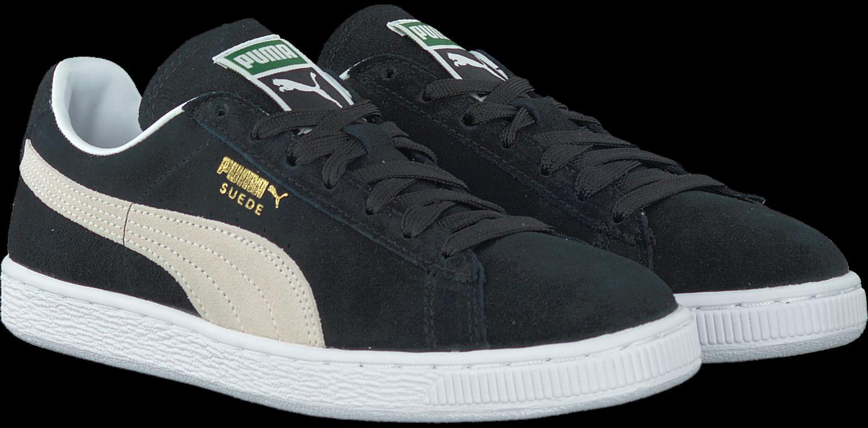 f8be72ea6bd Zwarte PUMA Sneakers SUEDE CLASSIC+ DAMES - Omoda.nl
