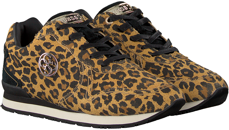 Beige GUESS Sneakers TESSA Omoda.nl