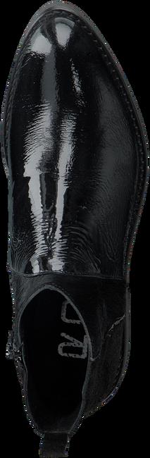 Zwarte ROBERTO D'ANGELO Enkellaarsjes ZIP181A  - large