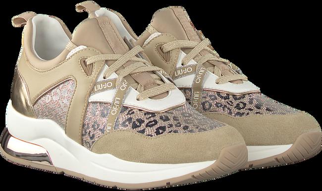 Beige LIU JO Lage sneakers KARLIE 36  - large