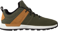 Groene TIMBERLAND Lage sneakers SPRINT TREKKER LOW FABRIC  - medium