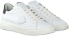 Witte PHILIPPE MODEL Lage sneakers TEMPLE  - small