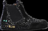 Zwarte BUNNIES JR Babyschoenen ZONNE ZACHT  - medium