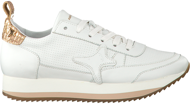 Witte AMA BRAND DELUXE Sneakers 845  - large