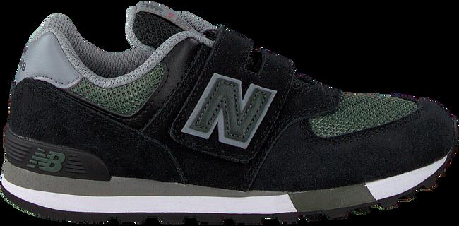 Zwarte NEW BALANCE Sneakers IV574/YV574 M  - large