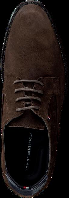 Bruine TOMMY HILFIGER Nette schoenen SIGNATURE HILFIGER SHOE  - large