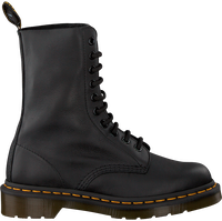Zwarte DR MARTENS Veterboots 1490  - medium