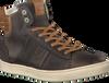Grijze BJORN BORG Sneakers KANSAS HIGH FUR K  - small
