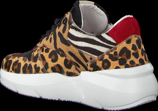 Bruine NUBIKK Sneakers LUCY JAW PONY  - large