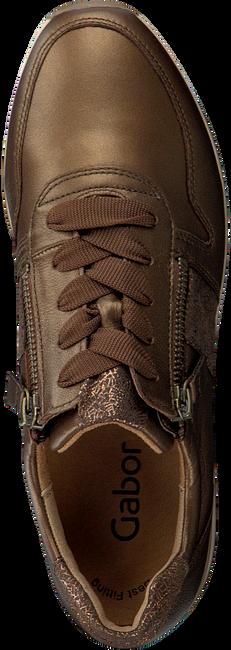 Bronzen GABOR Lage sneakers 420  - large