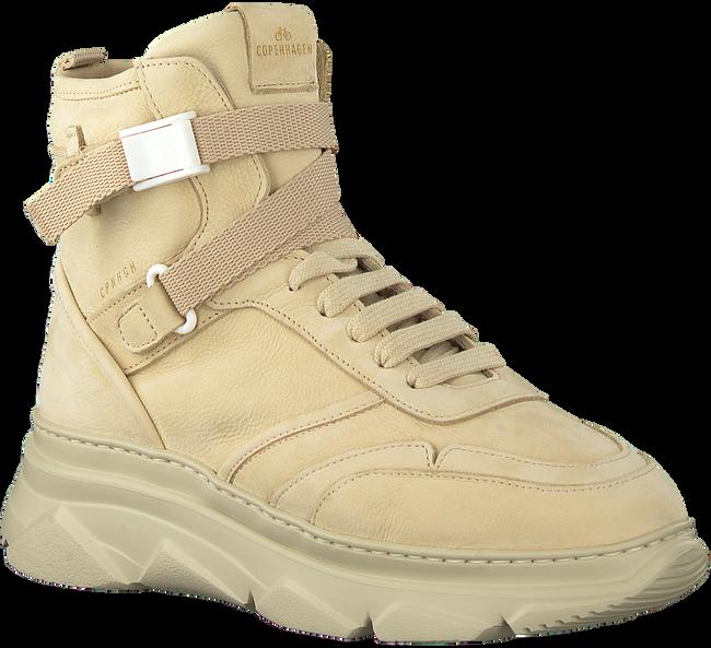 Beige COPENHAGEN STUDIOS Hoge sneakers CPH45  - large
