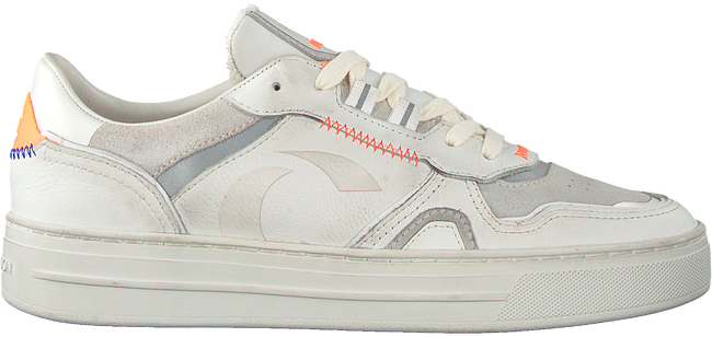 Witte CRIME LONDON Lage sneakers MARS  - large