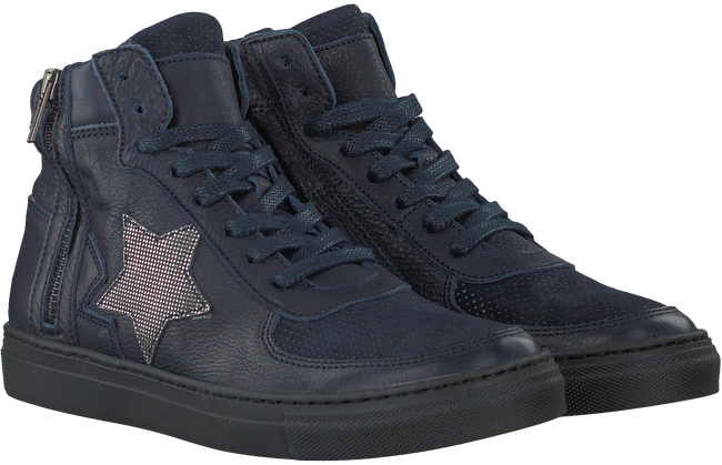 Blauwe HIP Sneakers H1184  - large