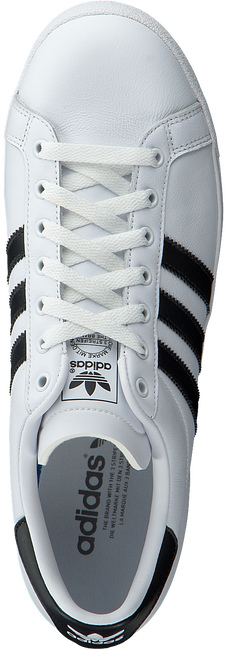 Witte ADIDAS Sneakers COAST STAR  - large