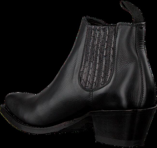 Zwarte SENDRA Chelsea boots 15841 - large