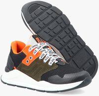 Zwarte BRAQEEZ Lage sneakers RAMON RIO  - medium