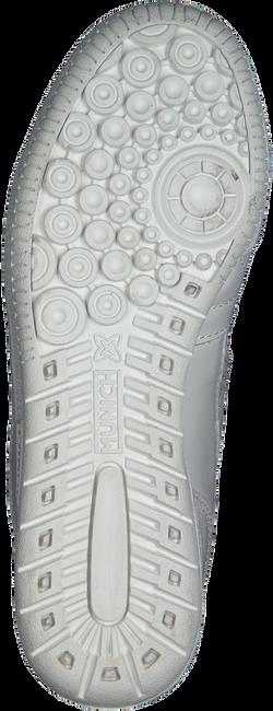 Witte MUNICH Sneakers G3 KID VELCRO - large