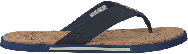 Blauwe UGG Slippers BRAVEN  - large