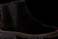Zwarte GABOR Enkellaarsjes 581.1  - medium