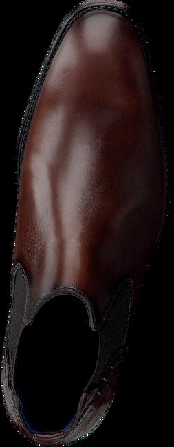 Bruine BRAEND Chelsea boots 24986  - large