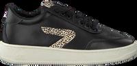 Zwarte HUB Lage sneakers BASELINE-W  - medium