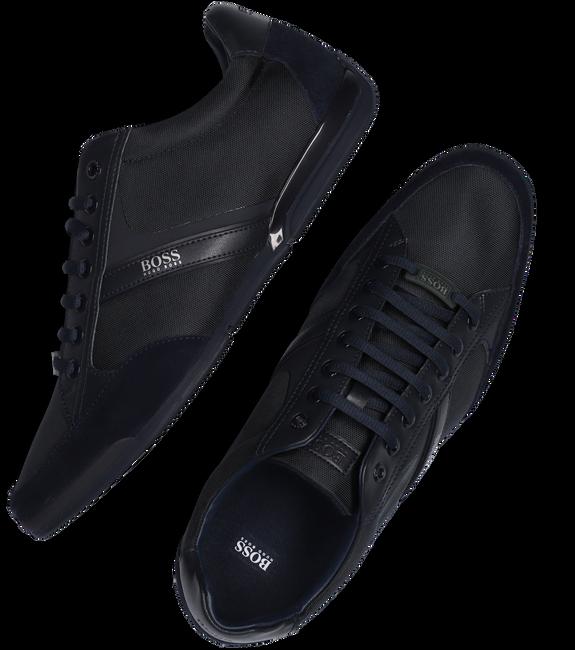 Blauwe BOSS Sneakers SATURN LOWP - large