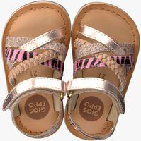 Gouden GIOSEPPO Sandalen TREZO  - medium
