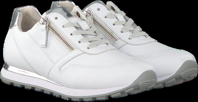 Witte GABOR Sneakers 368  - large