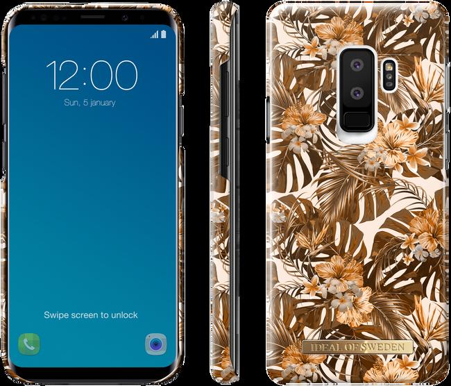 Bruine IDEAL OF SWEDEN Telefoonhoesje FASHION CASE GALAXY S9 PLUS - large