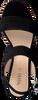 Zwarte NOTRE-V Sandalen 051- 515 GBGuGMHM