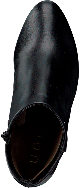 Zwarte UNISA Enkellaarsjes PAULOS  - large
