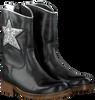 Zwarte HIP Lange laarzen H1323  - small