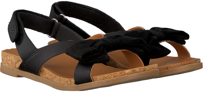 Zwarte UGG Sandalen FONDA  - large