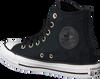 Zwarte CONVERSE Sneakers CHUCK TAYLOR ALL STAR HI DAMES - small